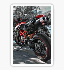 Ducati Hyper motard Sticker