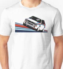 1992 Rally Race Car Unisex T-Shirt