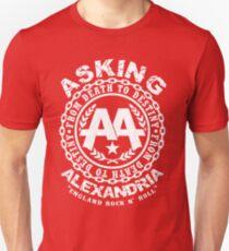 Asking Alexandria rock n roll T-Shirt