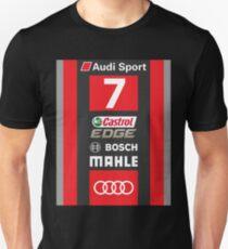 Audi R18 e-tron #7 LeMans 2016 T-Shirt