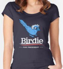 Birdie Sanders Women's Fitted Scoop T-Shirt