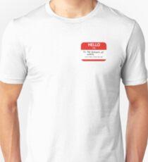 Misery Business Unisex T-Shirt