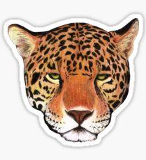 Pegatina Jaguar