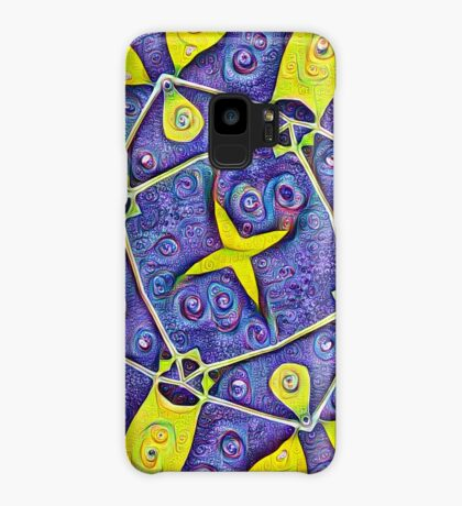 #DeepDream Kiwi 5x5K v1455289624 Case/Skin for Samsung Galaxy
