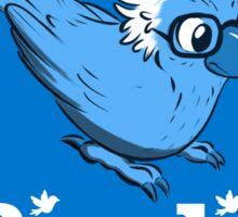 Birdie Sanders Stickers Sticker