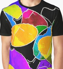 Color Circus Abstract Graphic T-Shirt
