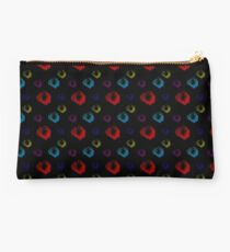 ROSES | PATTERN | ABSTRACT ART Studio Pouch