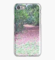 Rustic Path iPhone Case/Skin
