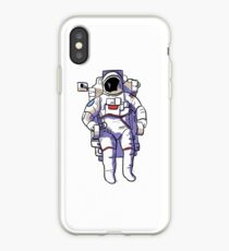 Space Suit Dude iPhone Case