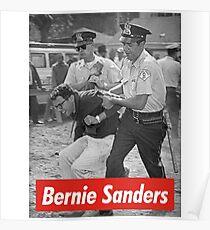 bernie sanders arrested 1963 Poster