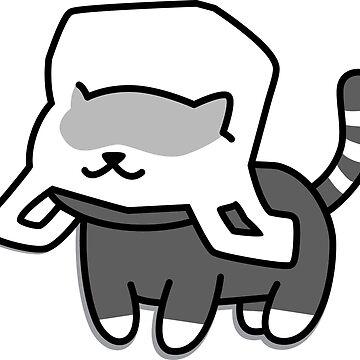 Bag Cat by ecimino