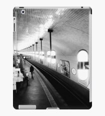 Berlin's metro - subway iPad Case/Skin