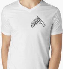 Stay Sharp Men's V-Neck T-Shirt