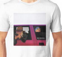 young metro Unisex T-Shirt