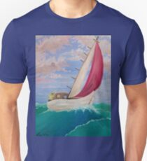 Red Sail Unisex T-Shirt