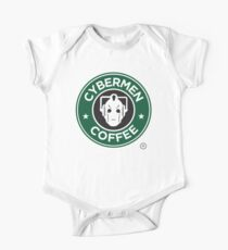 Cybermen Coffee Kids Clothes