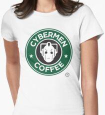 Cybermen Coffee T-Shirt