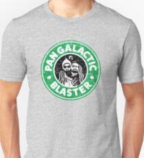 Pan Galactic (Gargle) Blaster - Coffee Slim Fit T-Shirt