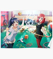 Love Live! School Idol Project - Circus Training! Poster