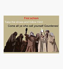 First schism Photographic Print