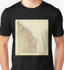 USGS TOPO Map Hawaii HI Honomu 349832 1915 62500 T-Shirt