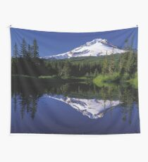Mount Hood in Oregon Wall Tapestry