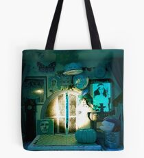 Dark Vaudeville Tote Bag