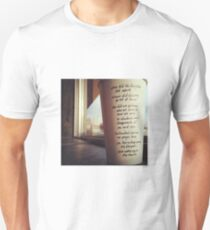 Writing on Coffee Poetry - Fairytale T-Shirt