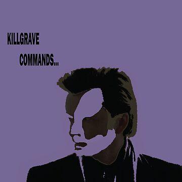 KILLGRAVE COMMANDS by m8qlaff