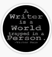 Writers Sticker