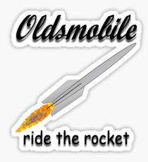 OLDSMOBILE Sticker