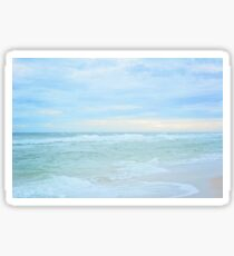 Emerald Coast Beach Sticker