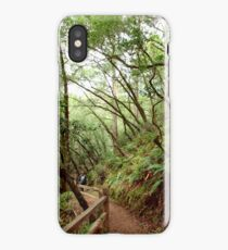 Tamalpais Hike iPhone Case/Skin