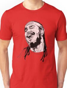 Post Malone Drawing Unisex T-Shirt
