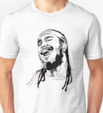 Post Malone Drawing T-Shirt