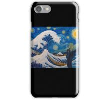 Tribute to Van Gogh iPhone Case/Skin