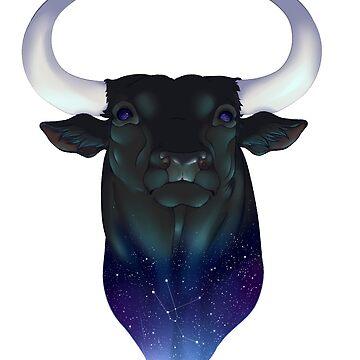 Taurus by TashaDawn