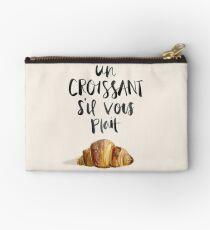 Un Croissant Sil Vous Plait Studio Pouch