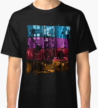 Anchovy Alley Classic T-Shirt