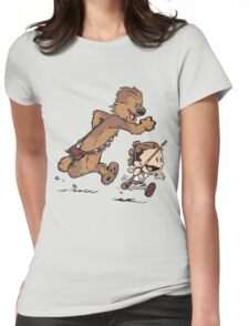 New Adventures Awaken Womens Fitted T-Shirt