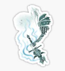 Death Knight Sticker