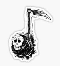 Death Note 2 Sticker