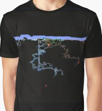 A travel in terraria Graphic T-Shirt