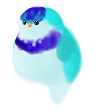 Ultramarine Lorikeet by parrotproducts