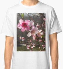 Peach Blossoms Classic T-Shirt