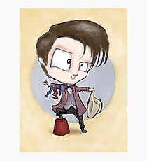 Eleventh Doctor - Hashtag Cool Photographic Print