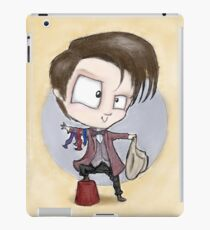 Eleventh Doctor - Hashtag Cool iPad Case/Skin