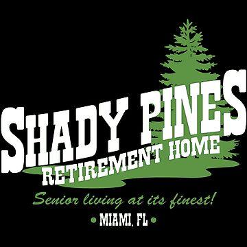 Shady Pines by FlawRod