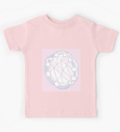 Pink Mandala Kids Clothes
