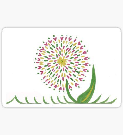 Dandilioned Sticker